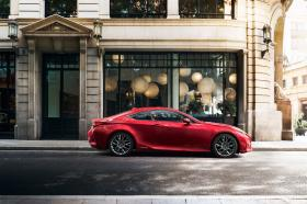 Ver foto 2 de Lexus RC 300h 2019