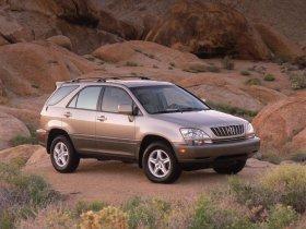 Ver foto 7 de Lexus RX 1998