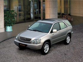 Ver foto 6 de Lexus RX 1998