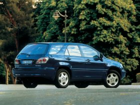 Ver foto 2 de Lexus RX 1998