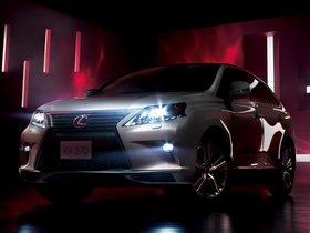 Fotos de Lexus RX 270 Radiant Aero Style 2014