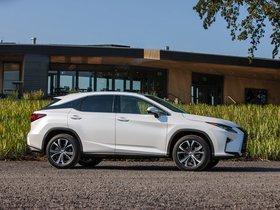 Ver foto 6 de Lexus RX-350  2015