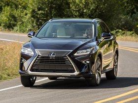 Ver foto 3 de Lexus RX-350  2015