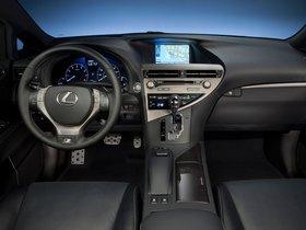 Ver foto 35 de Lexus RX 350 F Sport 2012