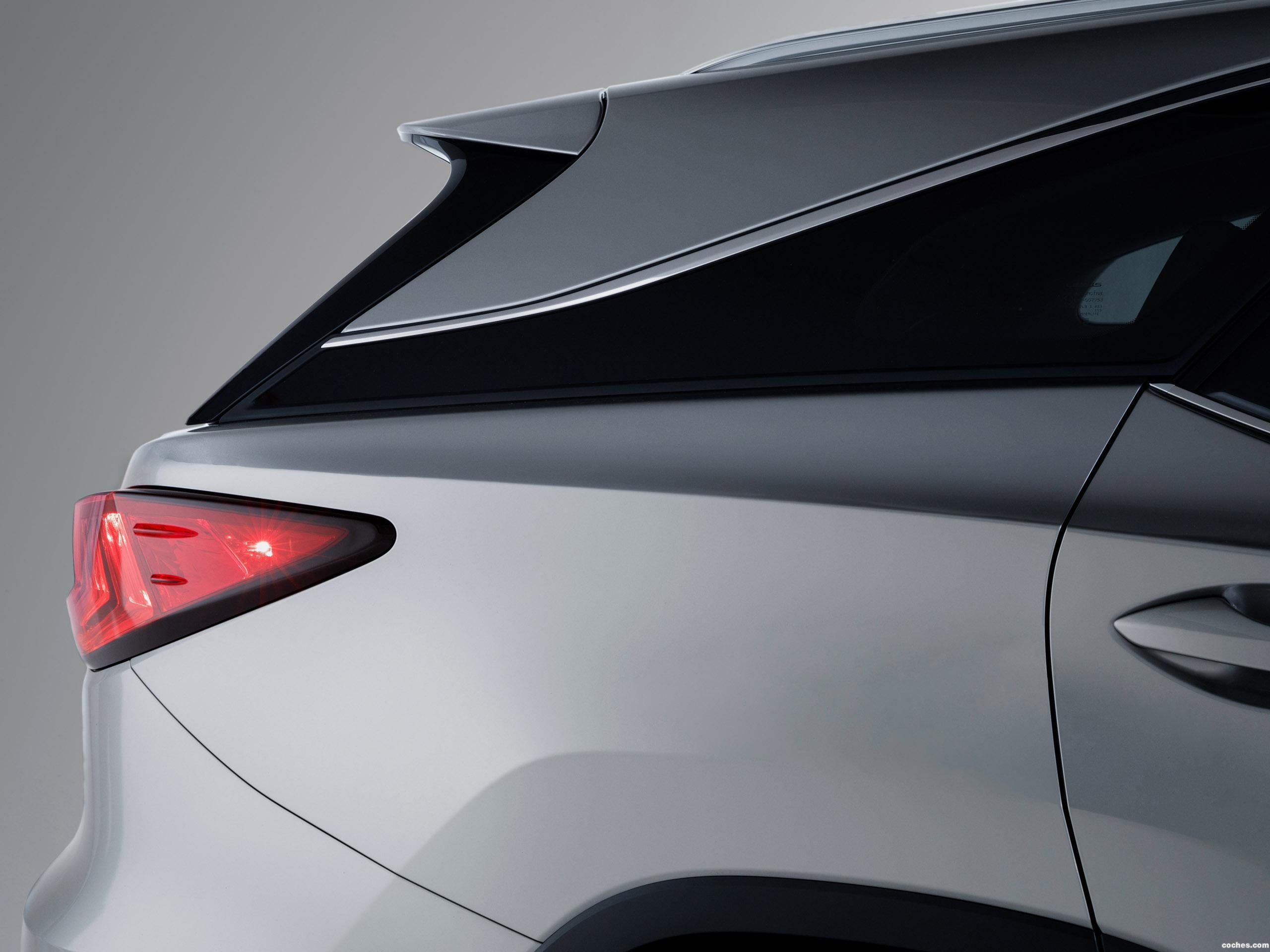 Foto 7 de Lexus RX 350 USA 2018
