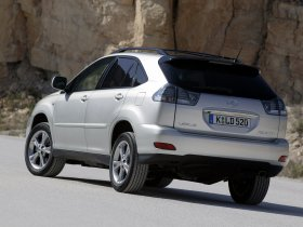 Ver foto 13 de Lexus RX 400h 2005