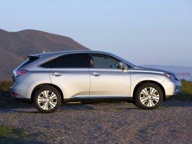 Ver foto 9 de Lexus RX 450h 2009
