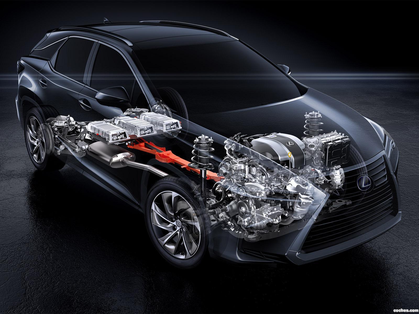 Foto 15 de Lexus RX 450h 2015