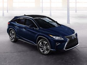 Ver foto 27 de Lexus RX 450h 2015