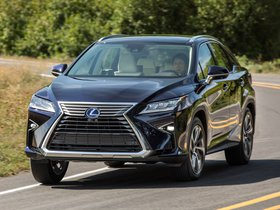 Ver foto 14 de Lexus RX 450h 2015