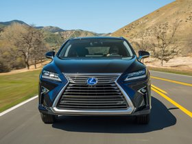 Ver foto 10 de Lexus RX 450h 2015