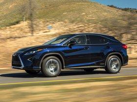 Ver foto 4 de Lexus RX 450h 2015