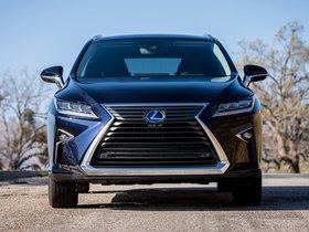 Ver foto 3 de Lexus RX 450h 2015