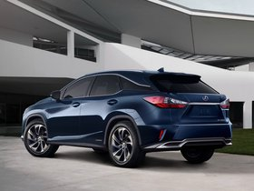 Ver foto 30 de Lexus RX 450h 2015