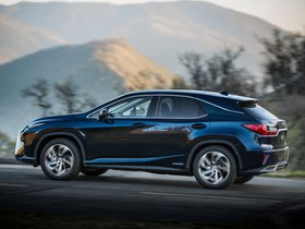 Ver foto 28 de Lexus RX 450h 2015