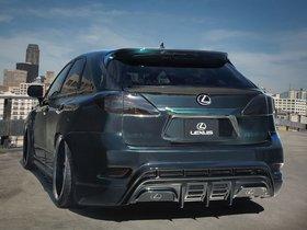 Ver foto 2 de Lexus RX 450h EST Styling 2010