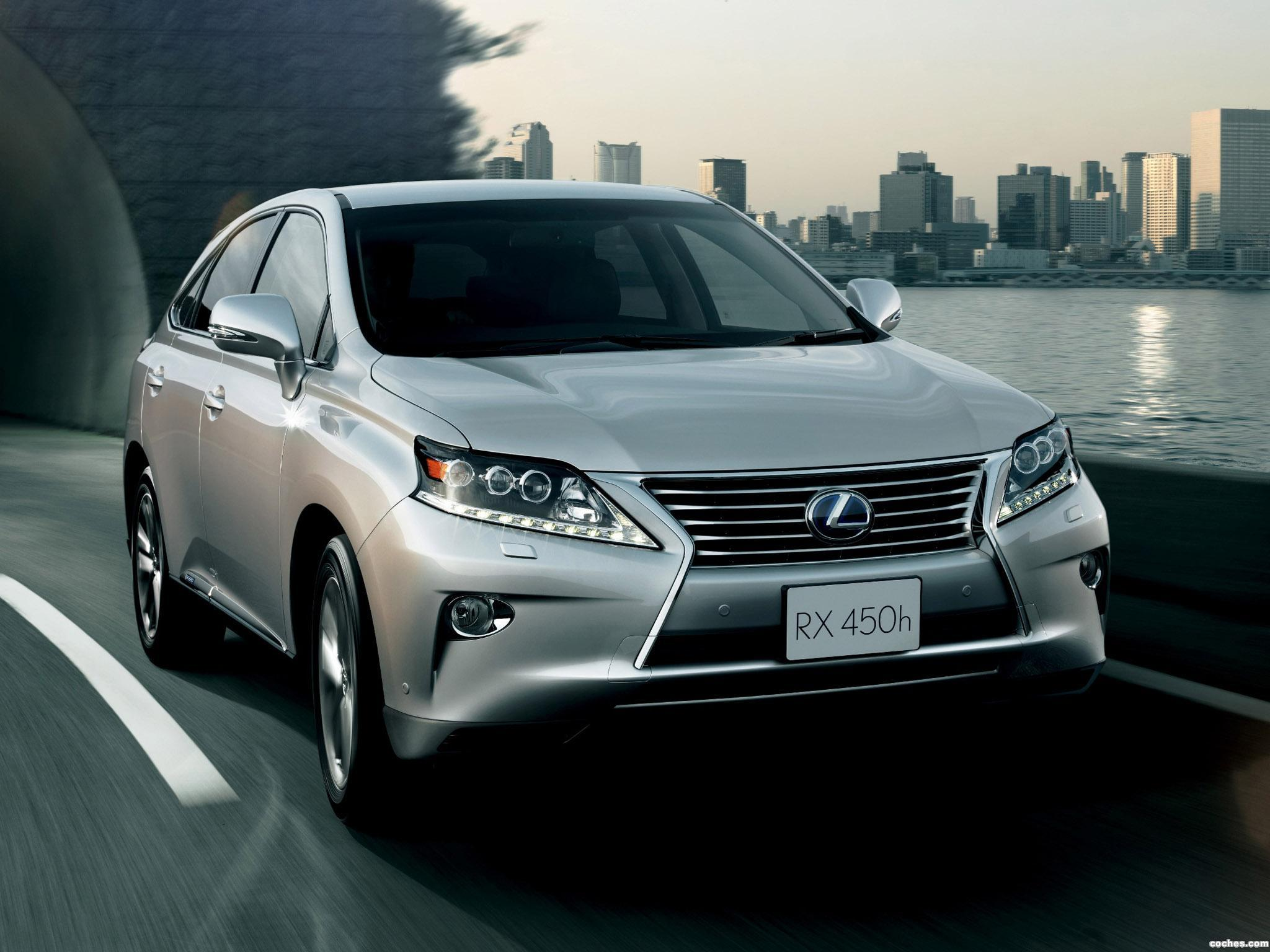 Foto 0 de Lexus RX 450h Version L 2012