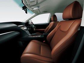Ver foto 4 de Lexus RX 450h Version L 2012