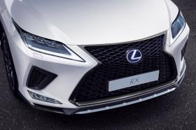 Ver foto 2 de Lexus RX 450h F Sport 2019