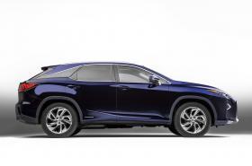 Ver foto 1 de Lexus RX 450h 2015