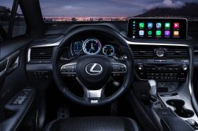 Ver foto 8 de Lexus RX 450h F Sport 2019