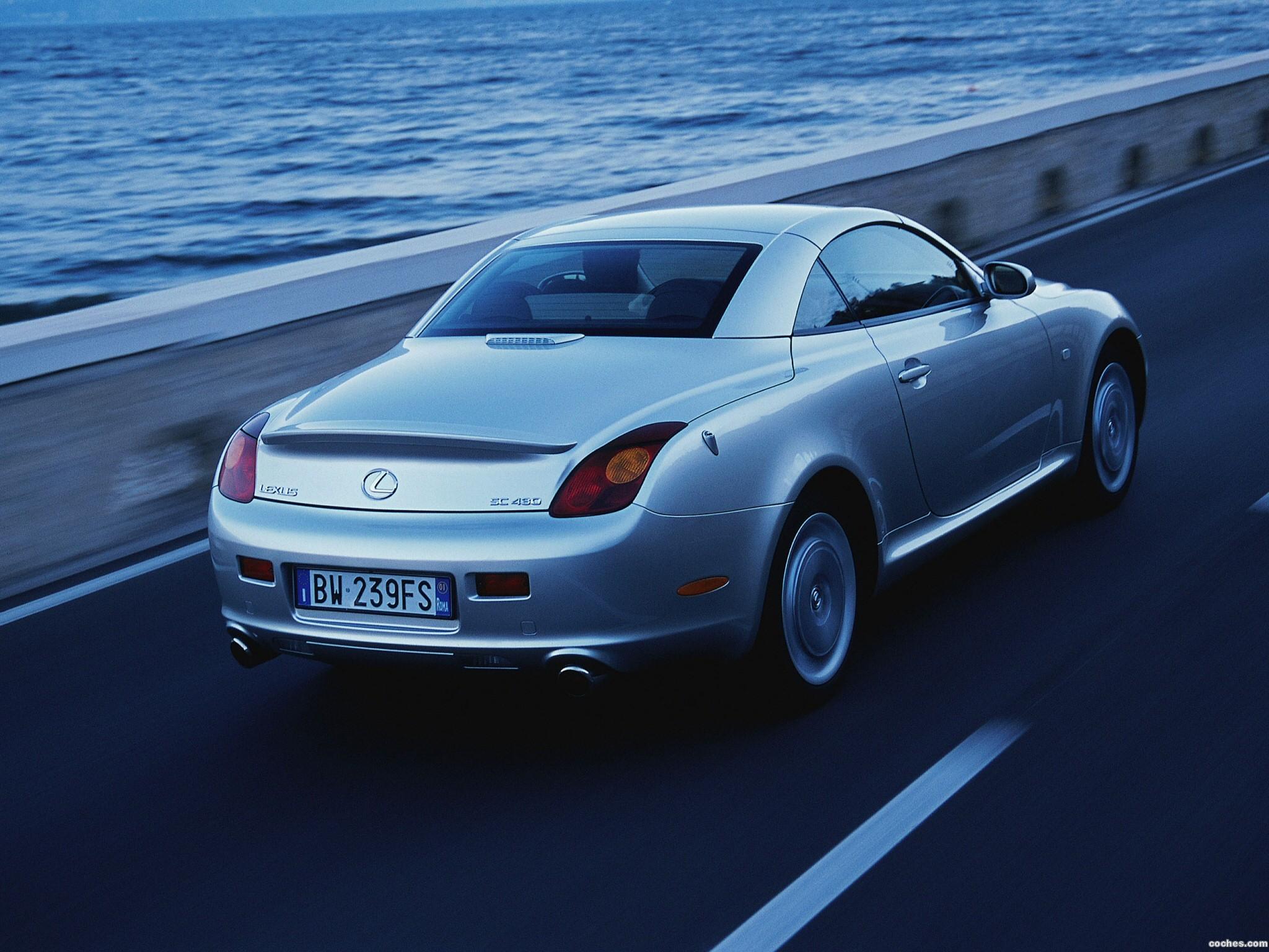 Foto 23 de Lexus SC 430 2001