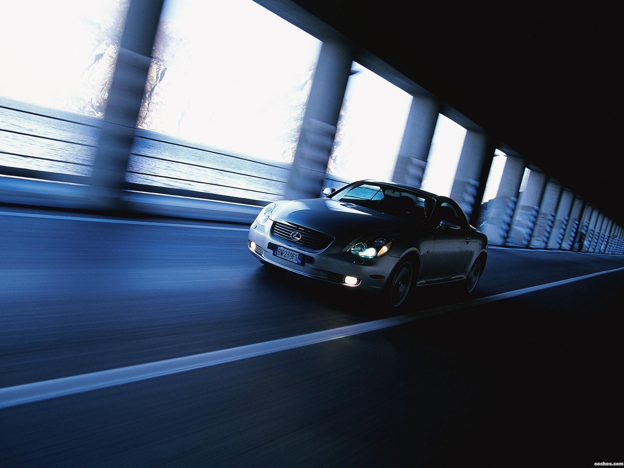 Foto 20 de Lexus SC 430 2001