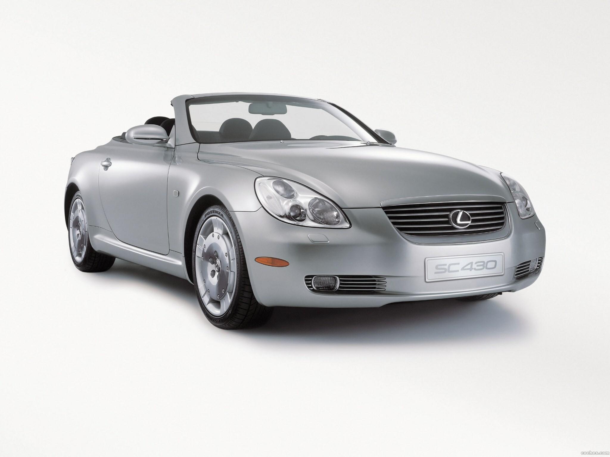 Foto 17 de Lexus SC 430 2001