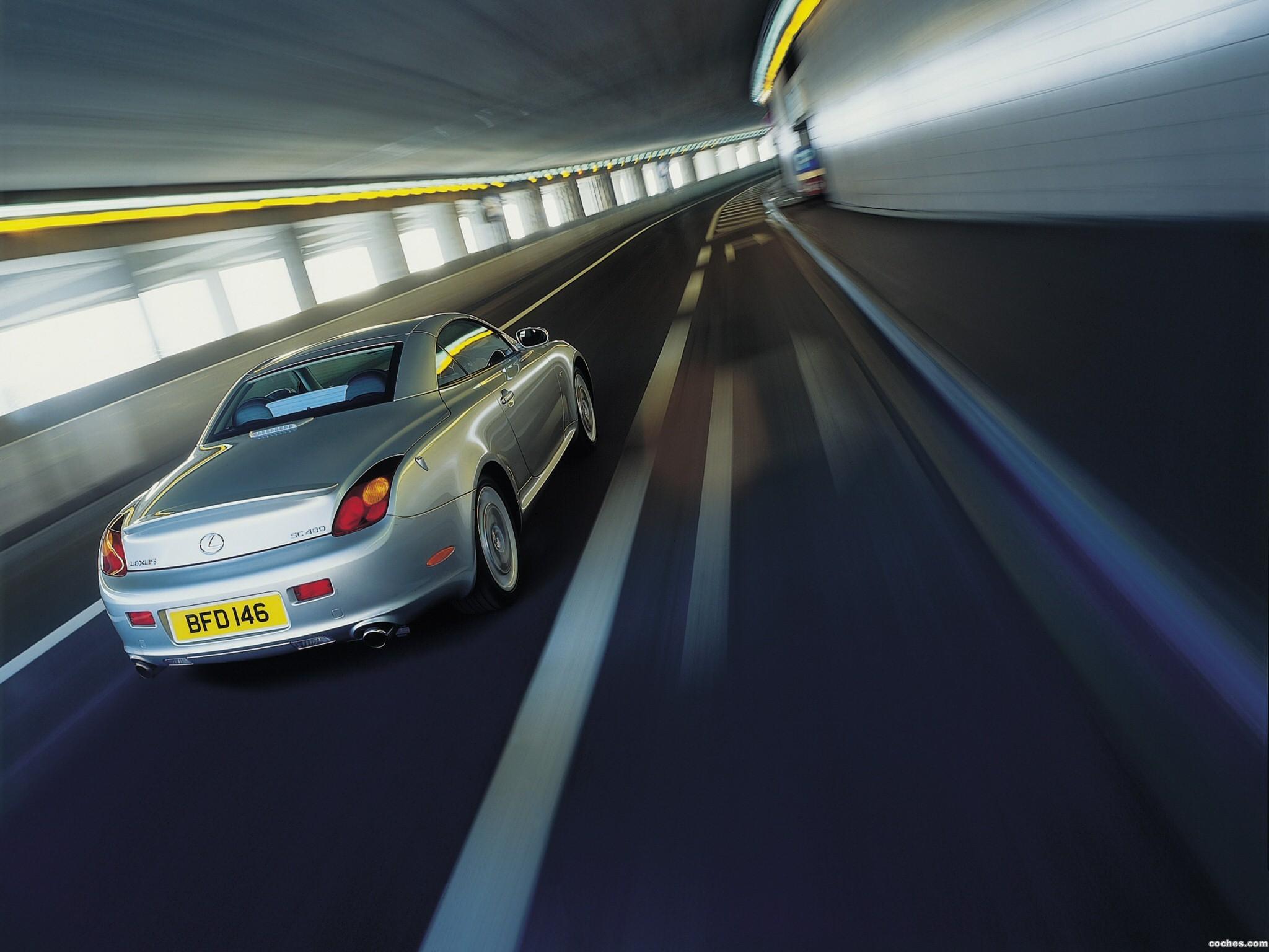 Foto 5 de Lexus SC 430 2001