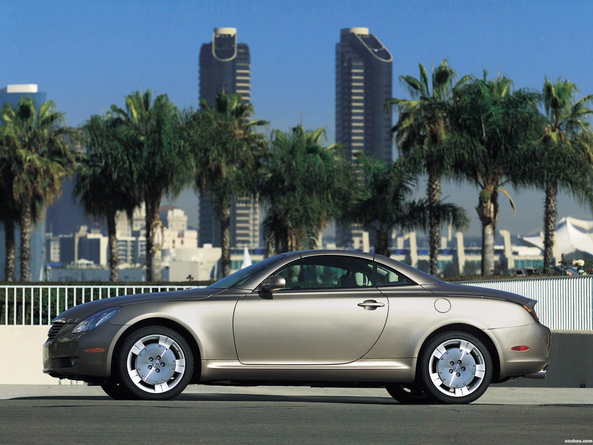 Foto 4 de Lexus SC 430 2001