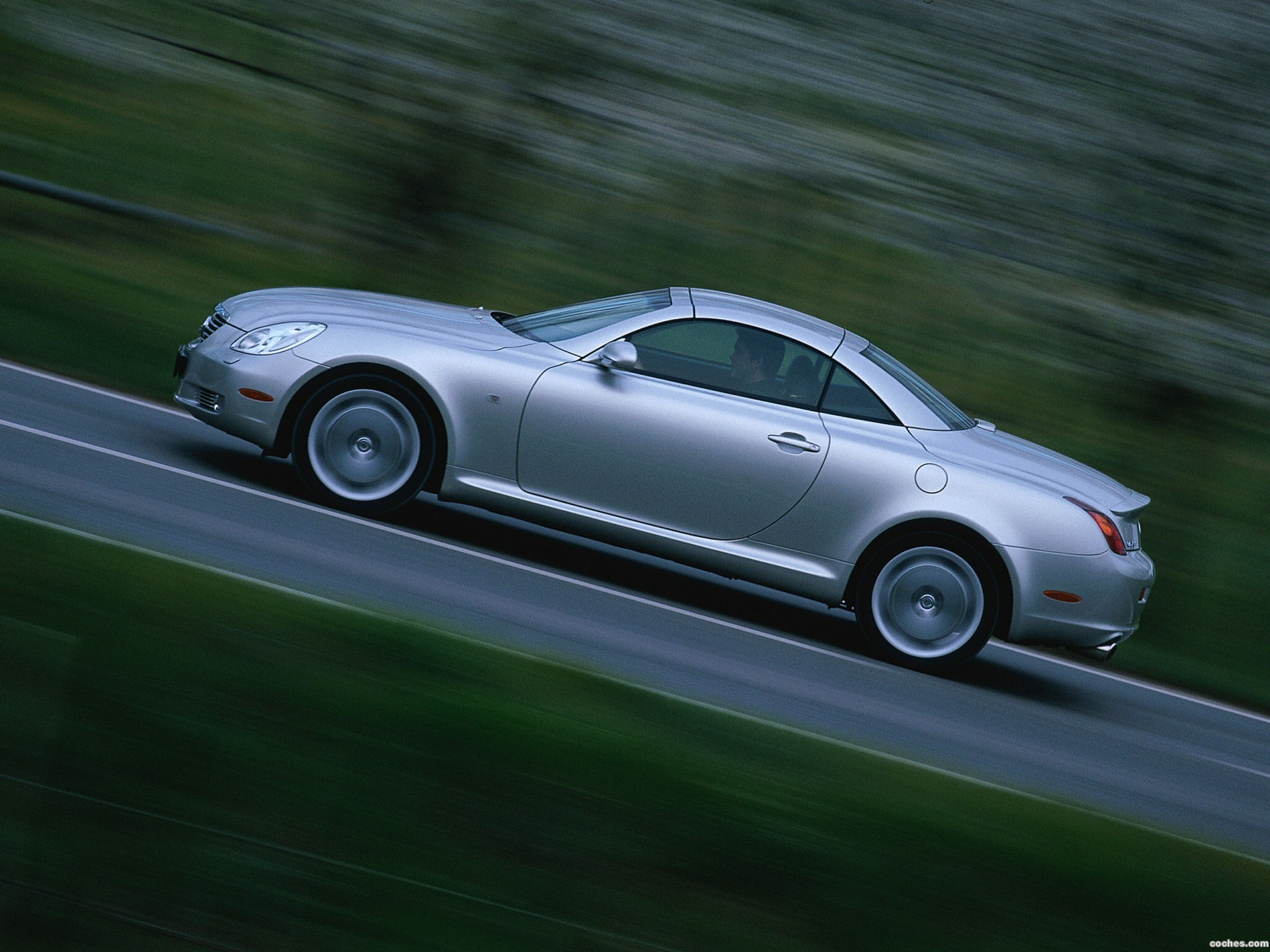 Foto 28 de Lexus SC 430 2001