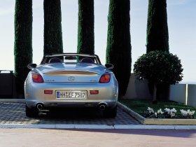 Ver foto 14 de Lexus SC 430 2001