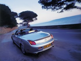 Ver foto 10 de Lexus SC 430 2001