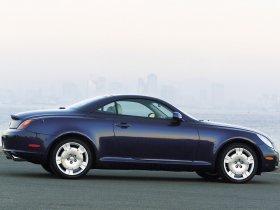 Ver foto 4 de Lexus SC 430 2001