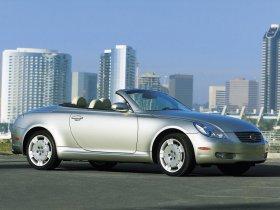 Ver foto 3 de Lexus SC 430 2001