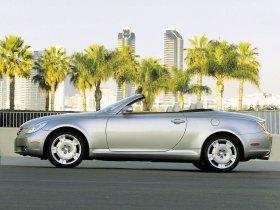 Ver foto 2 de Lexus SC 430 2001