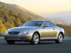 Ver foto 1 de Lexus SC 430 2001