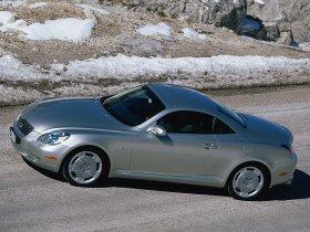 Ver foto 31 de Lexus SC 430 2001