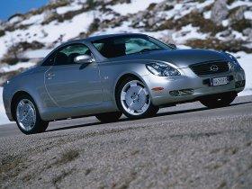Ver foto 30 de Lexus SC 430 2001