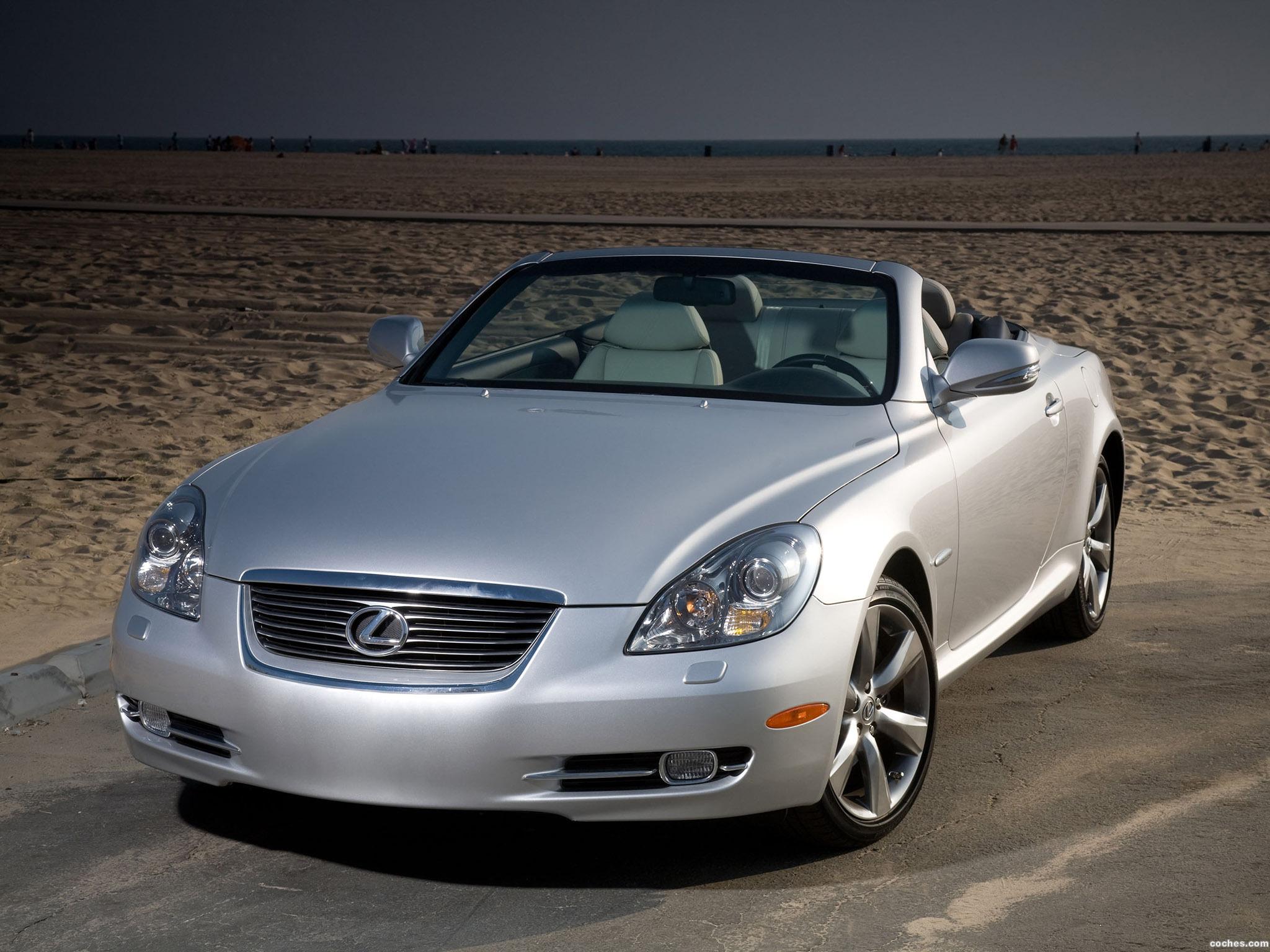 Foto 0 de Lexus SC 430 2010
