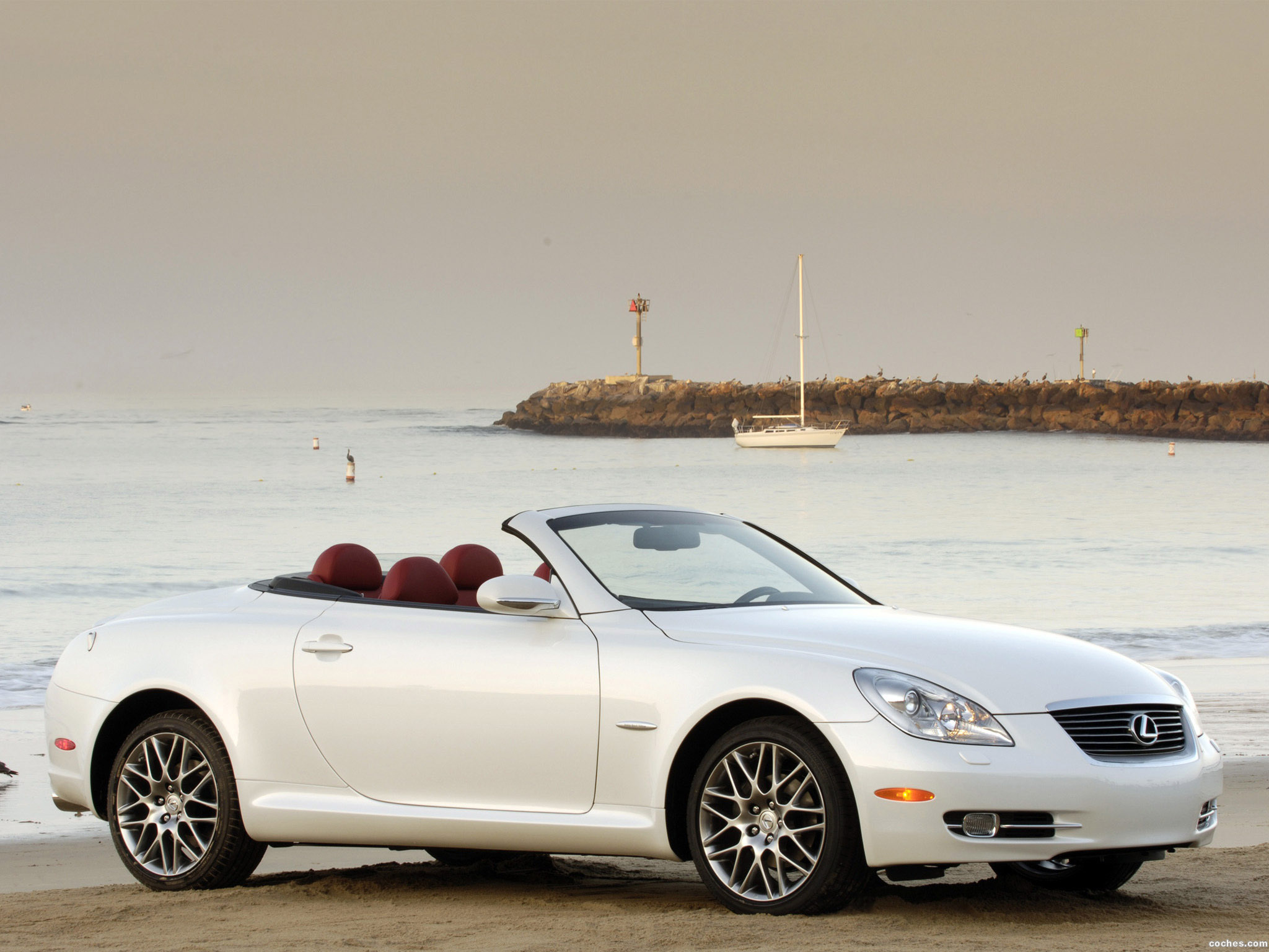 Foto 0 de Lexus SC 430 Pebble Beach Edition 2006