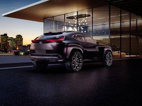 Ver foto 7 de Lexus UX Concept 2016
