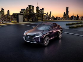 Ver foto 5 de Lexus UX Concept 2016