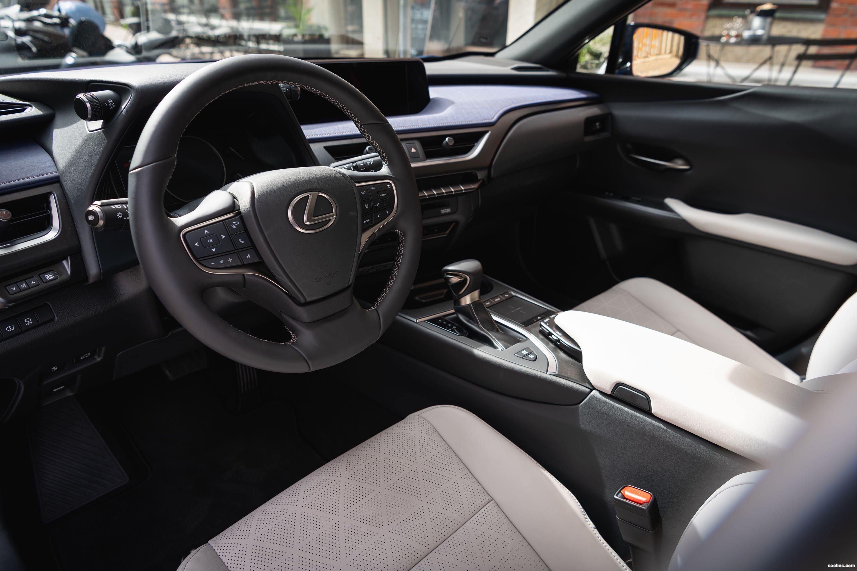 Foto 43 de Lexus UX 250h 2019