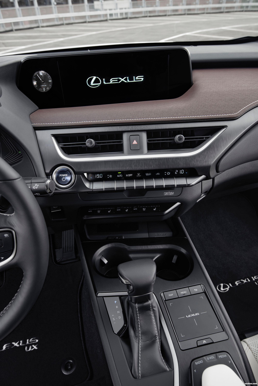 Foto 16 de Lexus UX 250h 2019