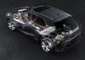 Ver foto 1 de Lexus UX 250h 2019
