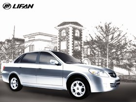 Ver foto 7 de Lifan 520 2007