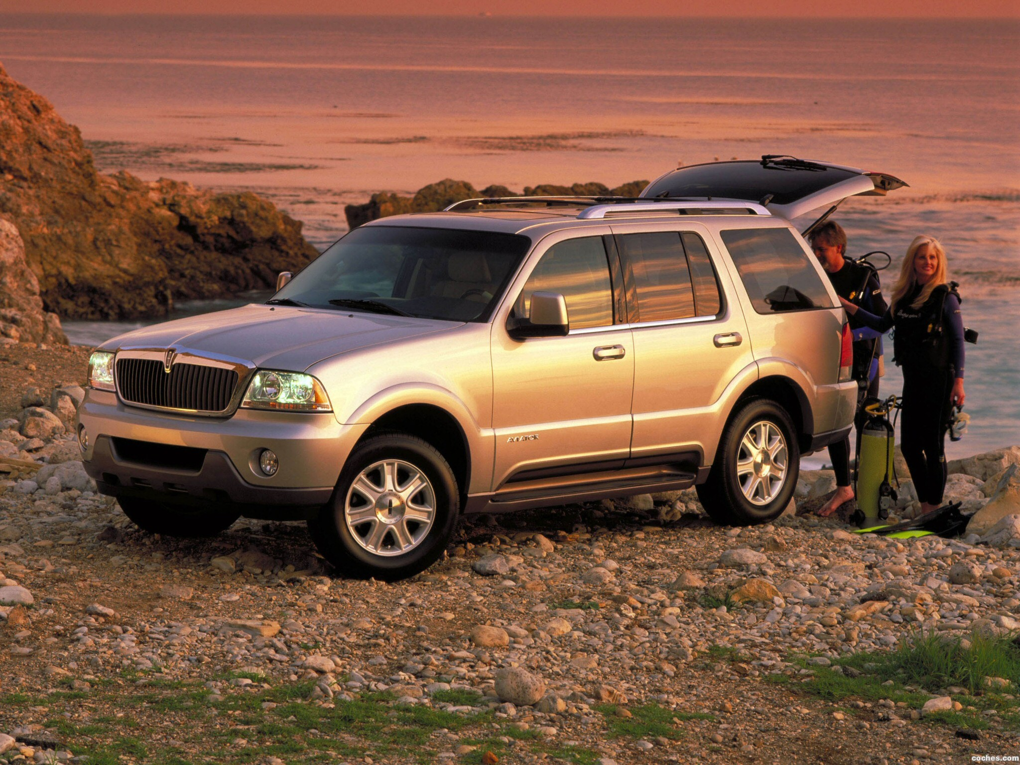 Foto 0 de Lincoln Aviator 2003