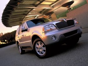 Ver foto 2 de Lincoln Aviator 2003