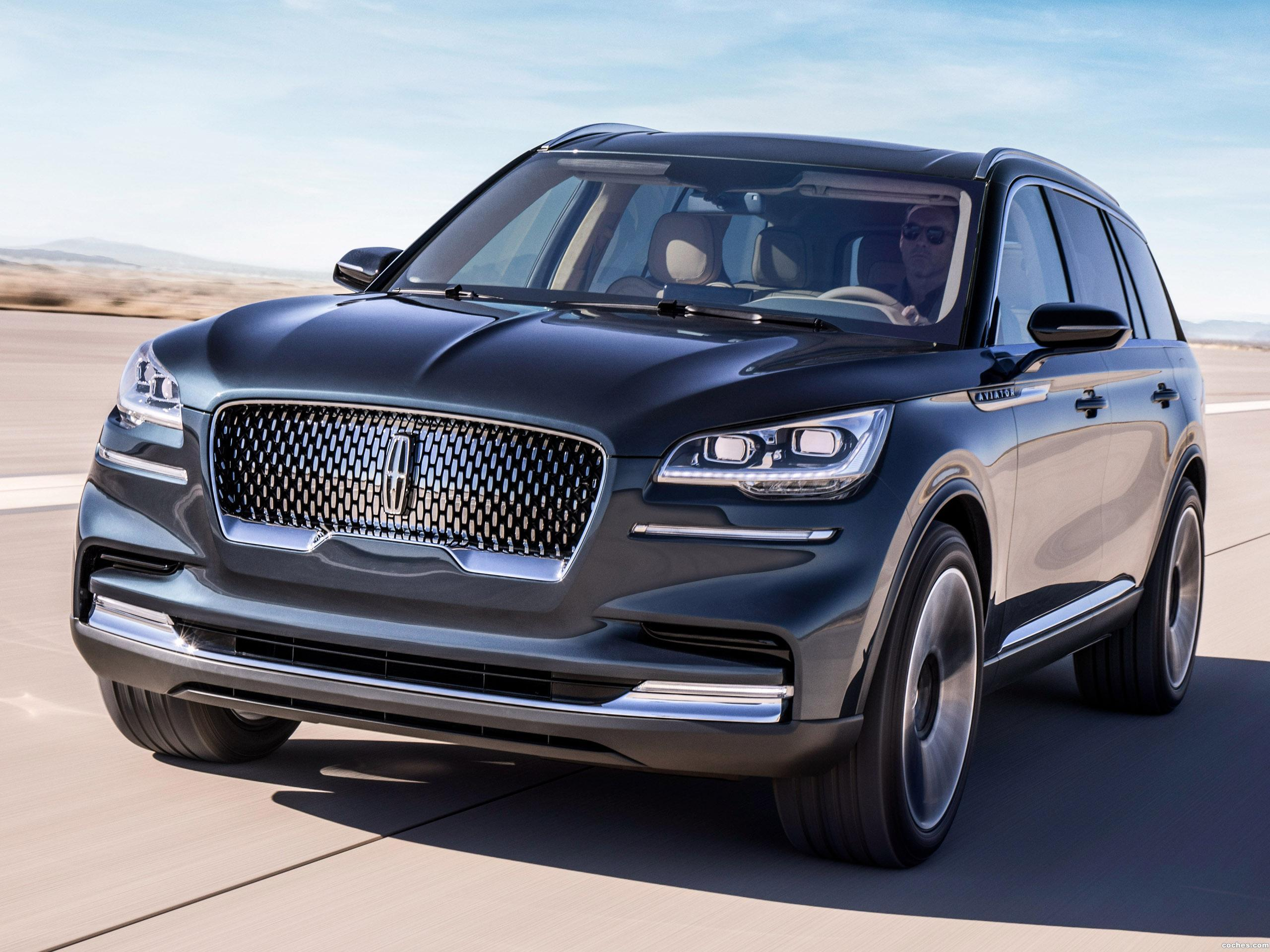 Foto 0 de Lincoln Aviator 2018